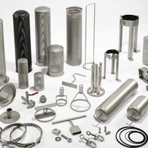 Customized Filter Elements